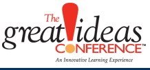 ASAE Great Ideas Conference logo with tagline:  An Innovative Learning Experience